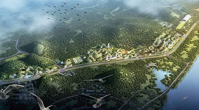 Çin, Orman Kenti İnşa Etmeye Karar Verdi