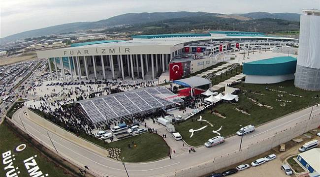 Ağaç İşleme Makinecileri İzmir'de Buluşuyor