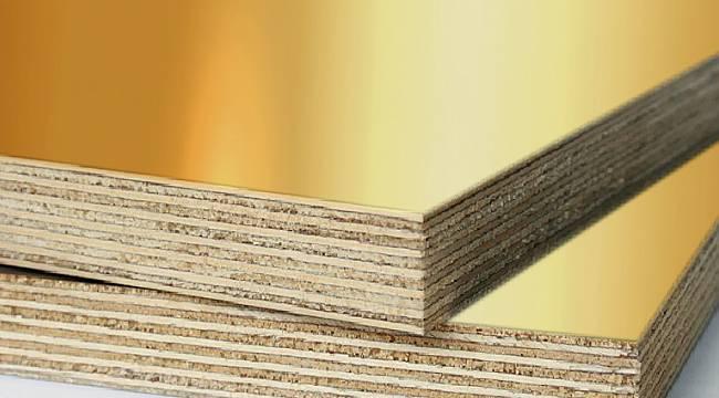 Yeni Altın Plywood!