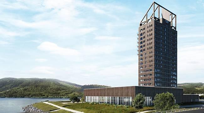 Dünyanın En Yüksek Ahşap Binası Olacak
