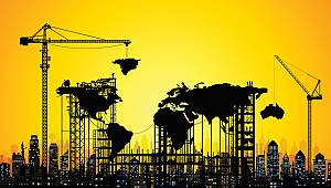 Dünya İnşaat Sektörü Büyümede Zirveyi Gördü