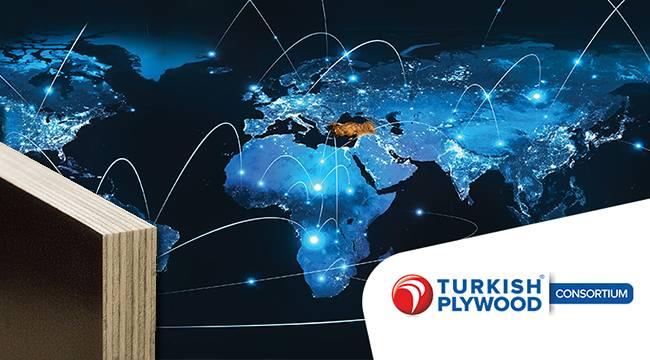 TURKISH PLYWOOD dünyaya açıldı / opened to the world