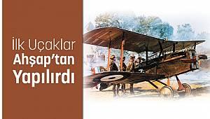İlk Uçaklar: Ahşap'tan Yapılırdı