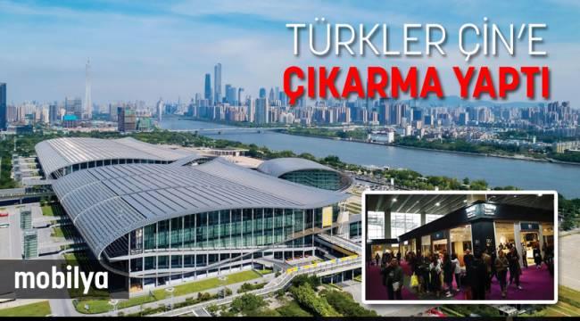 Türk'ler Çin'e Çıkarma Yaptı