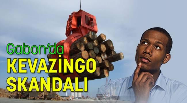 Gabon'da Kevazingo Skandalı