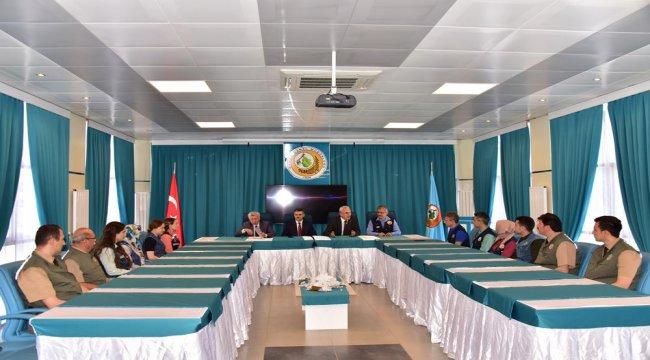 Genel Müdürümüz Kastamonu Orman Bölge Müdürlüğü'nde incelemelerde bulundu.