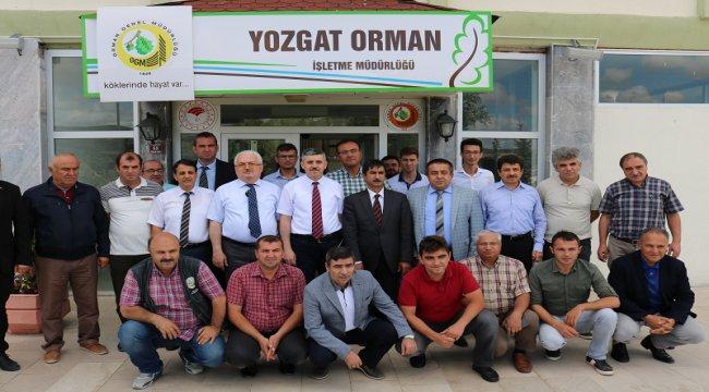 Doğu ve Güneydoğu Anadolu'daki Kadastro Çalışmaları Gözden Geçirildi.
