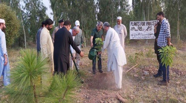 Genel Müdürümüz Pakistan'ın Ağaçlandırma Çalışmalarını İnceledi.