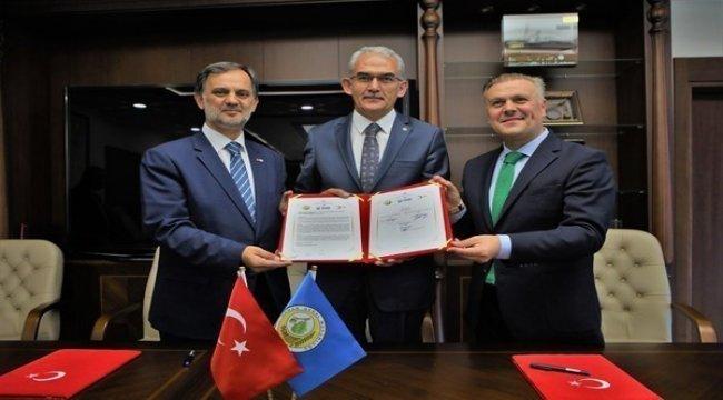 Orman Genel Müdürlüğü,  Uluslararası Demokratlar Birliği ve Türk Kızılayı Arasında   Ağaçlandırma İşbirliği Protokolü İmzalandı.