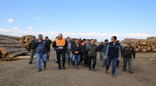 Genel Müdürümüz Erzurum da.