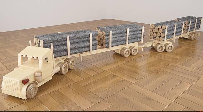Ankara Siteler ahşap oyuncak üretimine talip