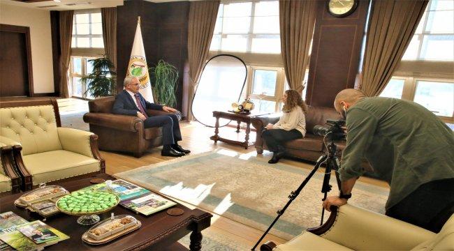 """""""Türkiye'de Yüksek Koruma Değerine Sahip Akdeniz Ormanlarının Entegre Yönetimi Projesi""""nde Sona Gelindi"""