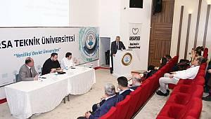 Ahşap konut sistemleri Bursa Teknik Üniversitesi'nde tartışıldı