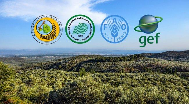 Kaz Dağları Biyolojik Çeşitliliğini Koruma Altında.