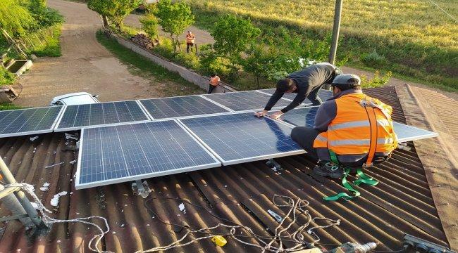 23 Bin Orman Köylüsünü Elektrik Faturasından Kurtaracak Proje