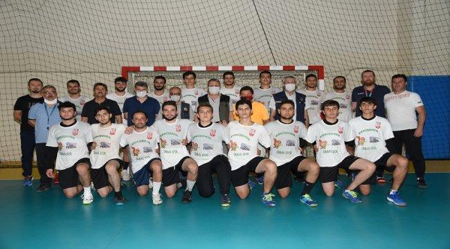 Hentbol'a Yeni Bir Kan Eskişehir Ormanspor