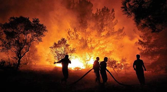 Yangınlara Müdahalede Türkiye En Başarılı Ülke