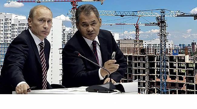 RUSYA'DA 110 MİLYAR DOLARA YENİ ŞEHİRLER: MEGA PROJEYE ONAY